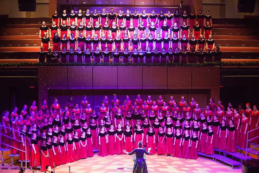 Holiday Concert at Temple University